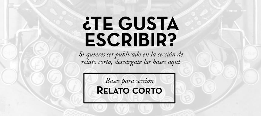 TALES, la revista del relato corto. Revista literaria donde publicar cuento-relato. Artículos y entrevistas de interés literario.