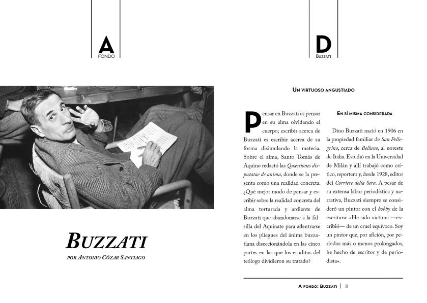 TALES Revista en papel dedicada a la publicación de relatos cortos, entrevistas y artículos de interés literario.