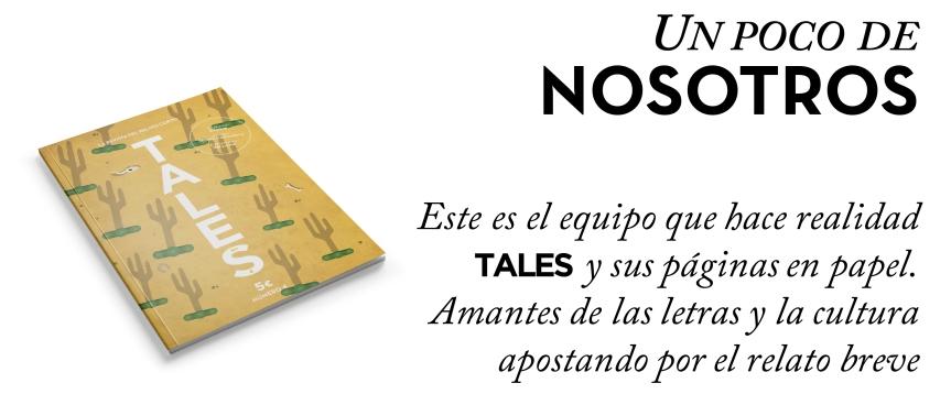 TALES. Revista de relatos