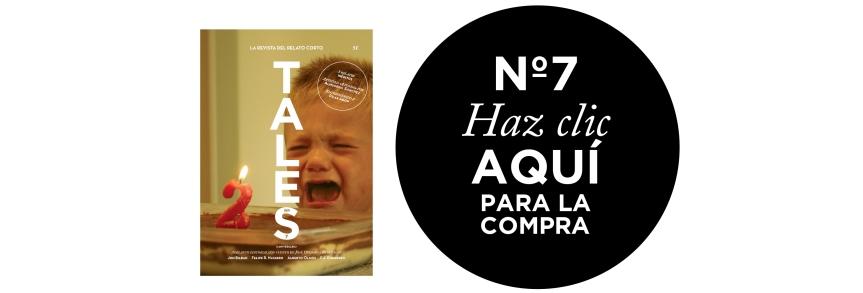 Revista de relatos: TALES