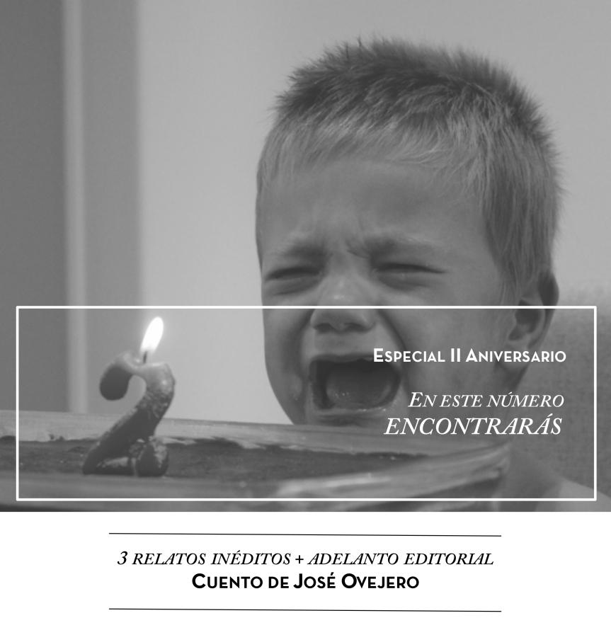 TALES. Revista de relatos - Pilar Adón - José Ovejero - Jon Bilbao