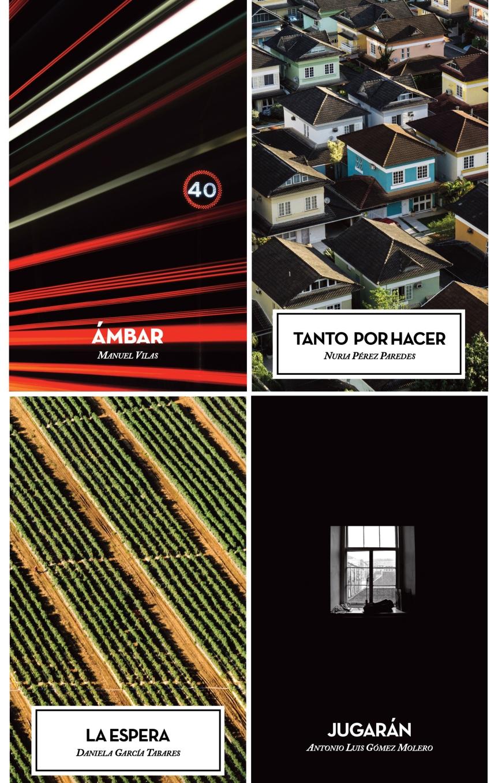 TALES. Revista de cuentos - Carmen Martín Gaite - Manuel Vilas - John Cheever - Antonio Ortuño