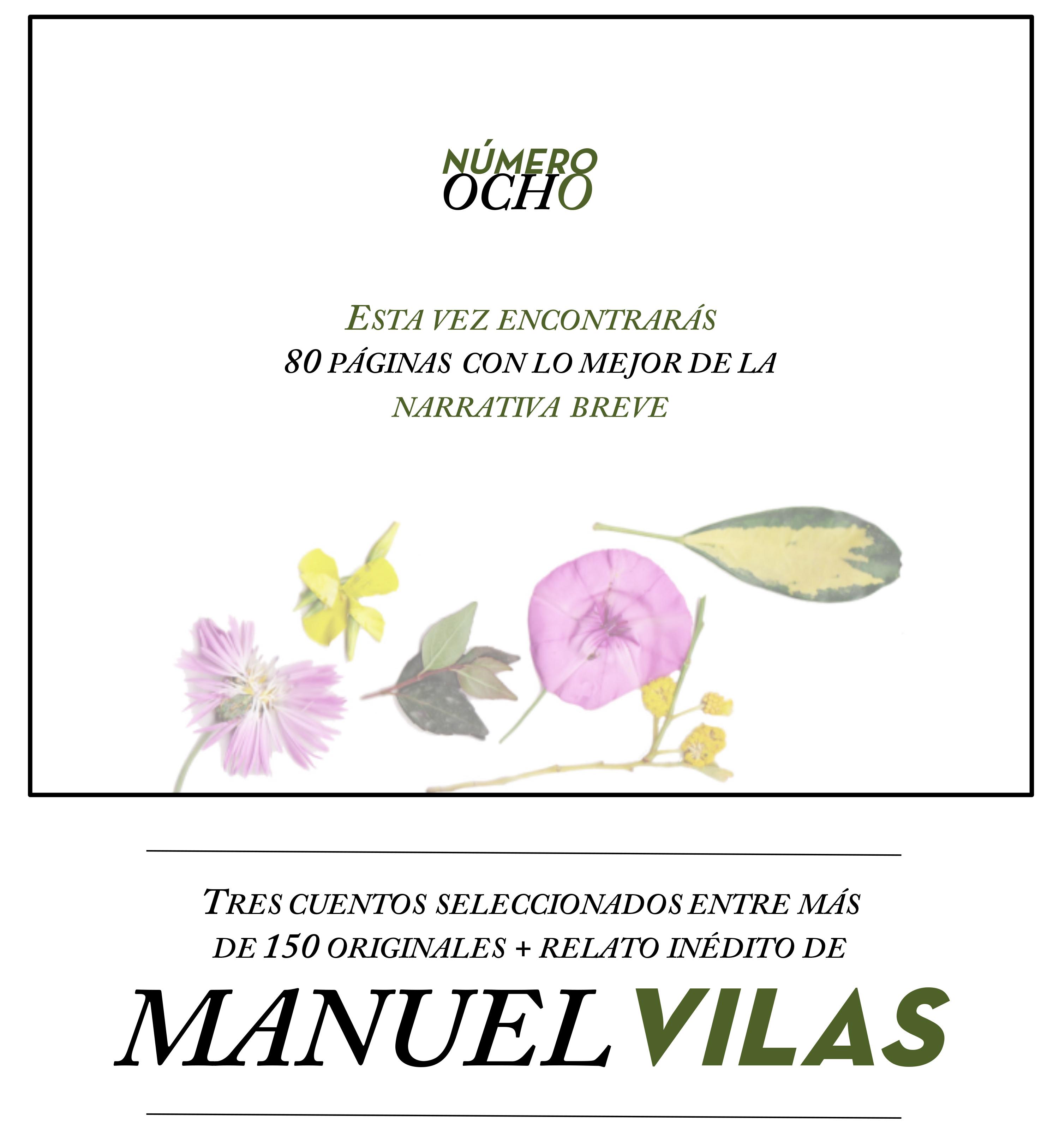 TALES. Revista de cuentos - Carmen Martín Gaite - Manuel Vilas - John Cheever - Antonio Ortuño. La revista del cuento.