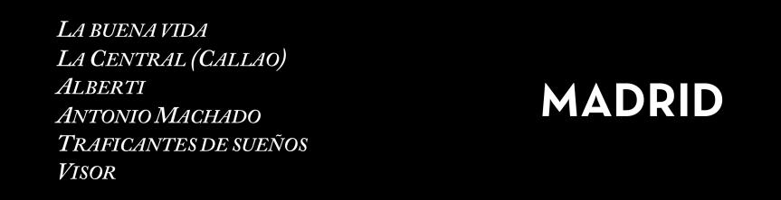 TALES. Revista literaria de cuentos. Publica tu relato. TALES. La revista del relato.