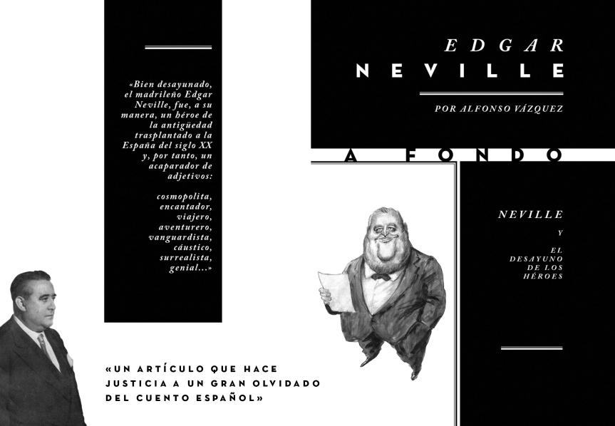 TALES. Revista literaria de cuentos - Edgar Neville, Felipe R. Navarro, Toni Quero.