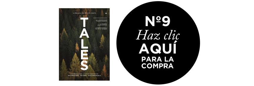 TALES. Revista literaria de cuentos. Publica tu relato.