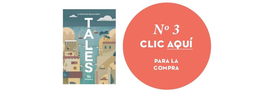 TALES. Revista literaria de cuentos. Publica tu relato. TALES. L